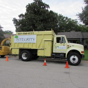 Integrity Tree Care Truck